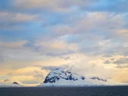 mountain range hire photo art director for antarctica