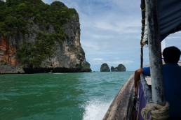 boat ride Railey Beach thailand photo art director