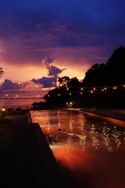 Houben Hotel pool Ko Lanta thailand photo tour