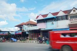 road Chiang Mai street photography thailand
