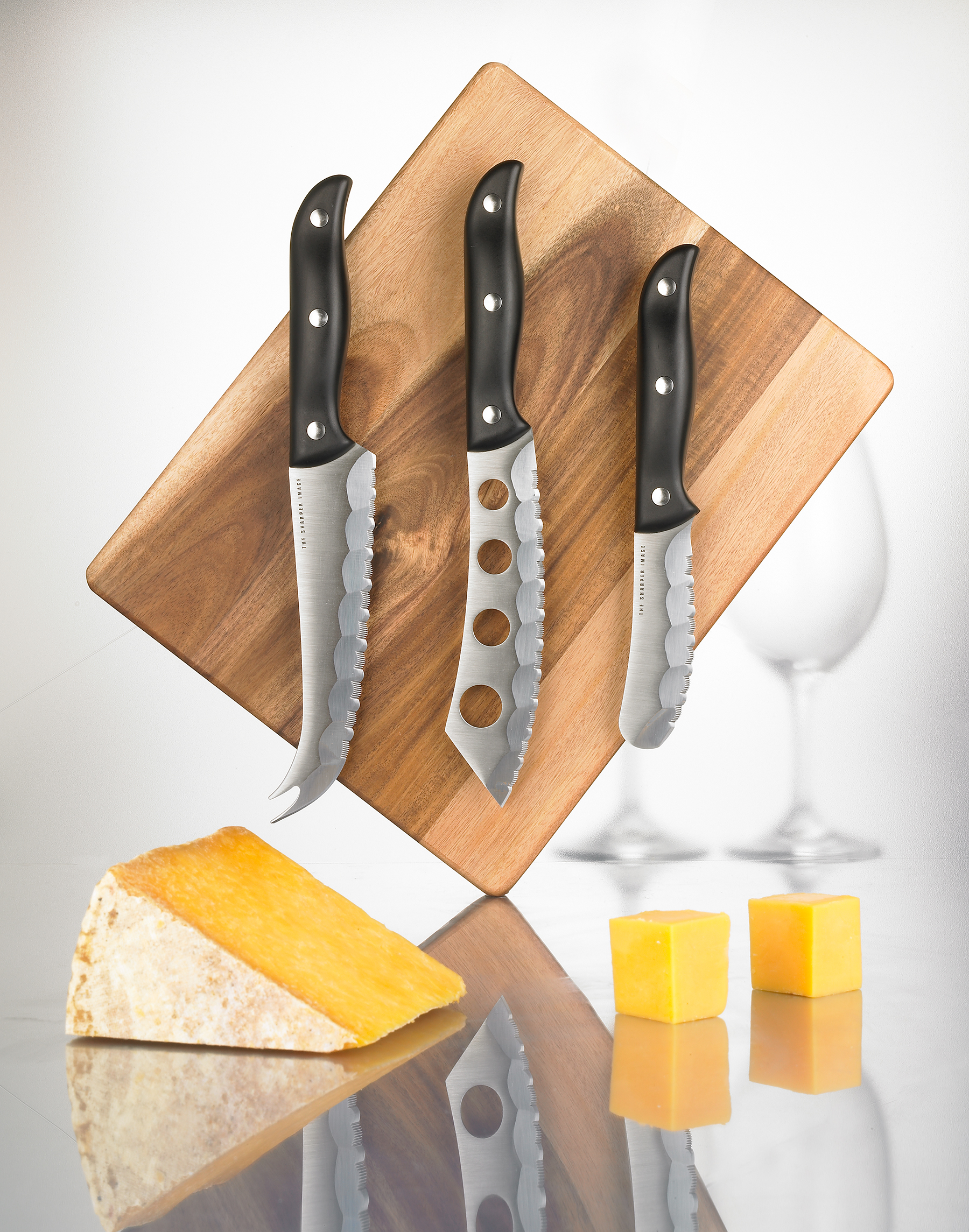 cheese knives product photo