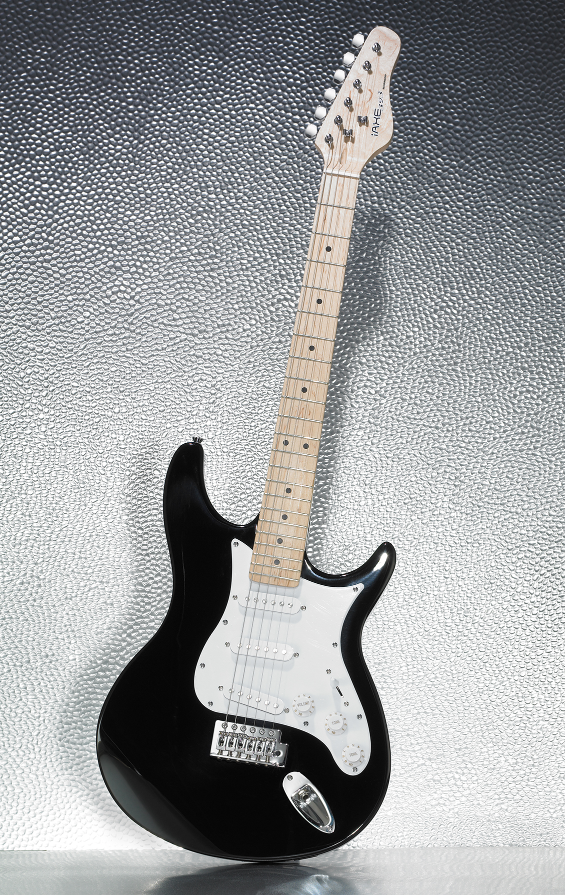 electric guitar art director for product advertising