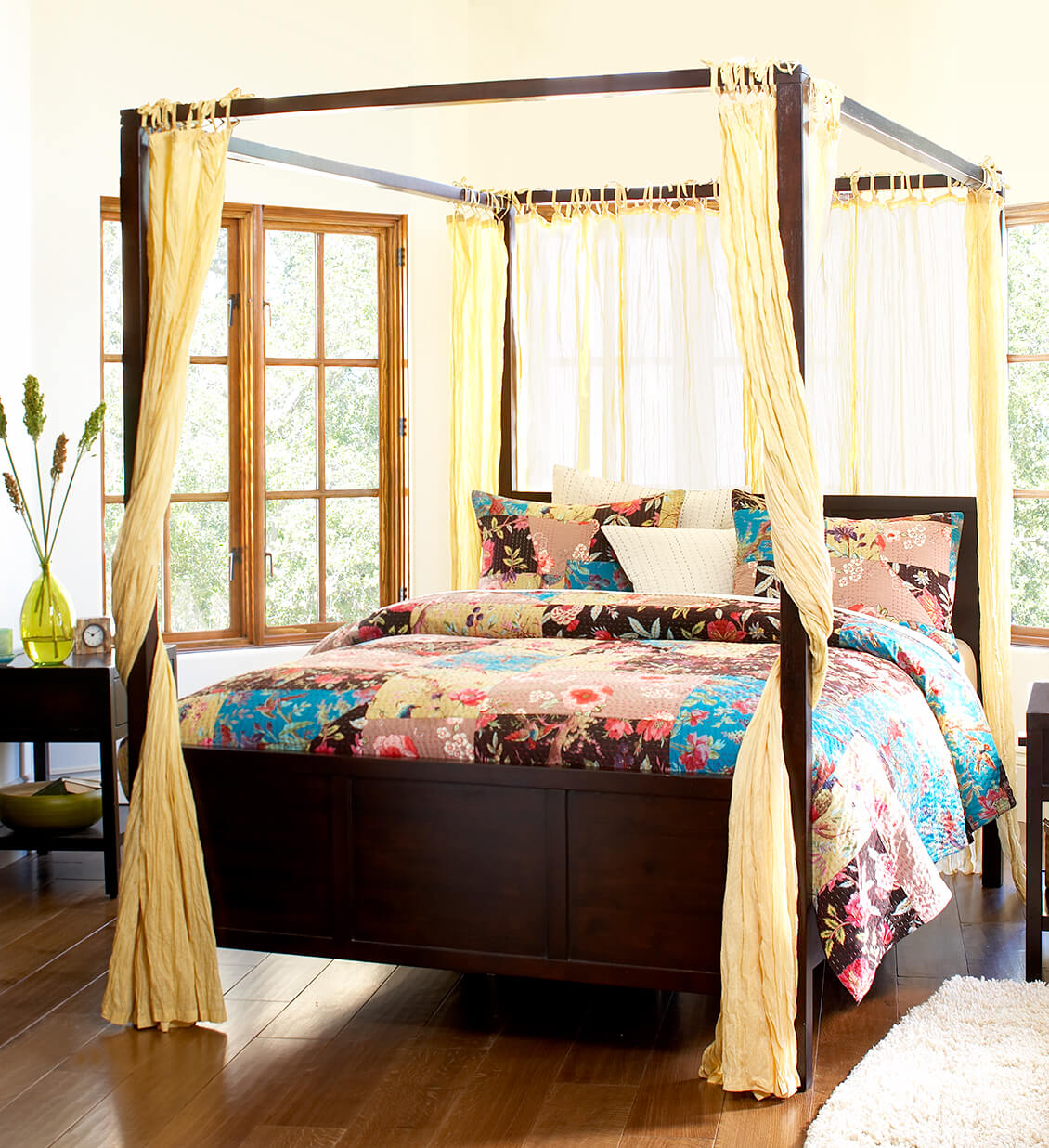 canopy bed best interior design photography